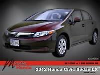 2012 Honda Civic LX (A5)