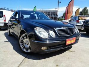2005 Mercedes-Benz E-Class W211 MY06 E350 Avantgarde Black 7 Speed Automatic Sedan Enfield Port Adelaide Area Preview