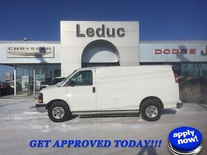 2015 GMC Savana 2500 Low km with 4.8L