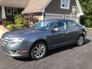 NEW PRICE **2011 Ford Fusion SEL Sedan - 6cyl**