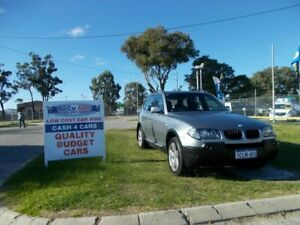 2005 BMW X3 E83 2.5I Silver 5 Speed Auto Steptronic Wagon Maddington Gosnells Area Preview
