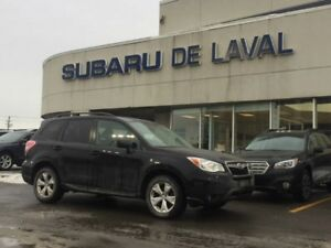2014 Subaru Forester 2.5i Touring Awd **Toit ouvrant Panoramique