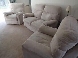 Luxury 3 piece lounge suite