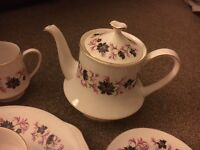 Paragon Michelle vintage tea set.