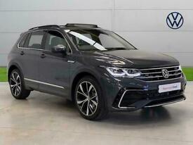 image for 2021 Volkswagen Tiguan 1.5 Tsi 150 R-Line 5Dr Dsg Auto Estate Petrol Automatic