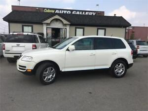 2007 Volkswagen Touareg V8 SAME OPTIONS AS PORSCHE CAYENNE