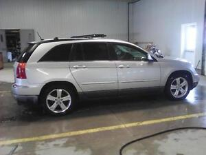 2007 Chrysler Pacifica SUV, Fully Loaded