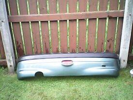 peugeot 206 rear bumper
