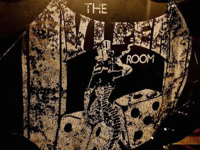 VIPER ROOM - VINTAGE TEE - JOHNNY DEPP CLUB