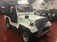 1996 MITSUBISHI JEEP Jeep Willys 2.4