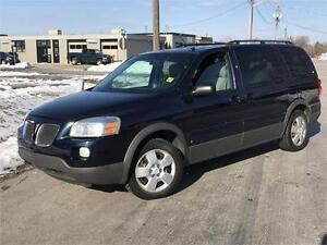 2006 pontiac montana sv6 extended body safety etested