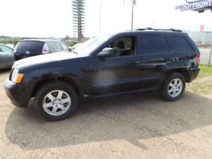 2009 Jeep GRAND CHEROKEE Laredo For Sale Edmonton