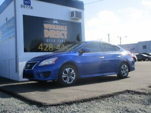 2015 Nissan Sentra SEDAN SR 1.8 L*COMES WITH SPARE SET OF TIRES