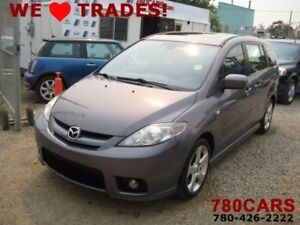 2007 Mazda5 GT - SUNROOF - LEATHER FULLY LOADED - TRADES WELCOME