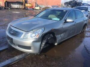 2008 Infinity G35X just in for parts at Pic N Save!