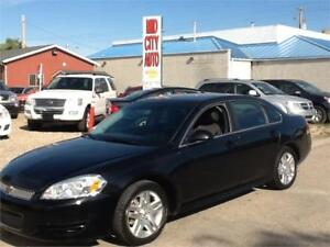 2012 Chevrolet Impala LT $5599 MID CITY 1831 SASK AVE