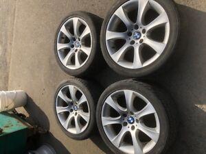 BMW E60 RIMS