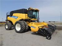 Demo 2014 New Holland CR9090 Upgrade combine - BIG SAVINGS!!
