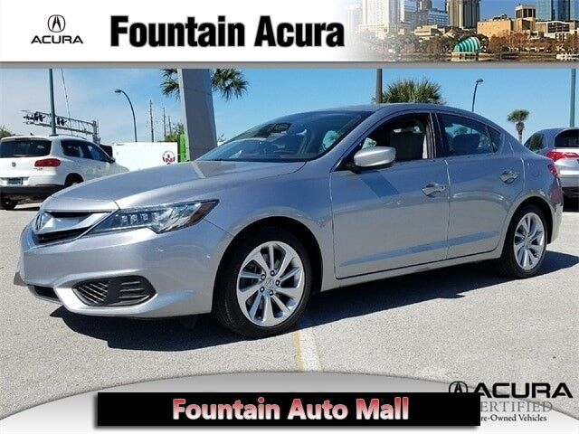 Image 1 Voiture American used Acura ILX 2017