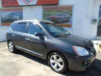 2008 Kia Rondo AUTOMATIC,LEATHER,7 PASSENGER,ROOF,HEATED SEATS!!