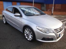 11 VW PASSAT CC 2.0TDI ( 140ps ) GT //LEATHER //