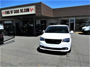 2017 Dodge Grand Caravan BLACKTOP EDITION