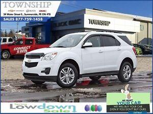 2014 Chevrolet Equinox LT - $11/Day