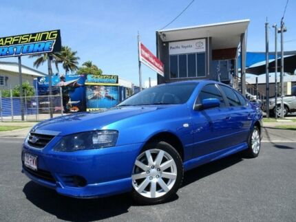 2008 Ford Falcon BF MkII 07 Upgrade XT Blue 6 Speed Auto Seq Sportshift Sedan Parramatta Park Cairns City Preview