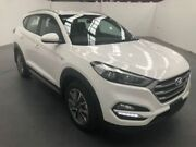 2017 Hyundai Tucson TL2 MY18 Active (FWD) White 6 Speed Automatic Wagon Fyshwick South Canberra Preview