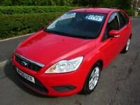 2009 Ford Focus 1.8 Style 125bhp 5dr Petrol Manual