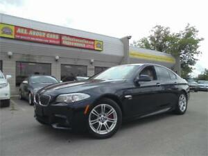 2012 BMW 528I X-DRIVE  **NAVI+CAMERA**  M-PACKAGE