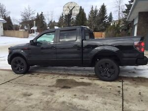 2013 Ford F-150 SuperCrew FX4 Roush Supercharged