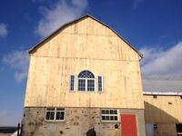 BARN PAINTING & REPAIRS 50 YRS