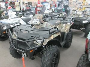 2017 POLARIS SPORTSMAN 570 SP ED.HUNTER