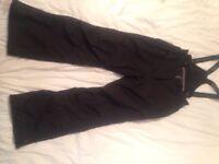 Girls Ski Pants 2 pairs