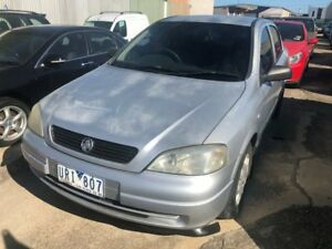 2005 Holden Astra TS Classic Silver 4 Speed Automatic Sedan Hoppers Crossing Wyndham Area Preview