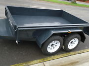 TRAILER 8X5 TANDEM BRAKED  BRAND NEW HEAVY DUTY $2290 Morphett Vale Morphett Vale Area Preview