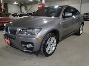 2010 BMW X6 X6 xDrive 35i, Nav, Headup display, loaded