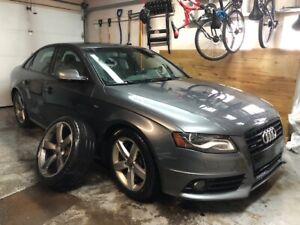 Audi A4 2011 - Spéciale édition 30e anniversaire quatro