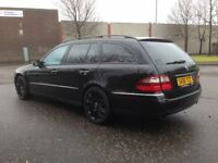 Mercedes Benz E280 CDI Sport auto estate for sale or swap