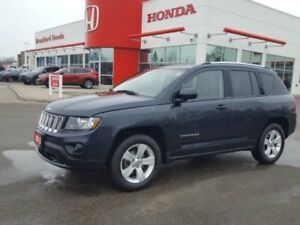2015 Jeep Compass Sport 4dr 4WD Sport Utility