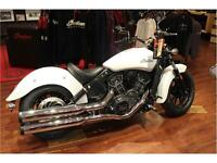 2016 Indian Scout-Sixty