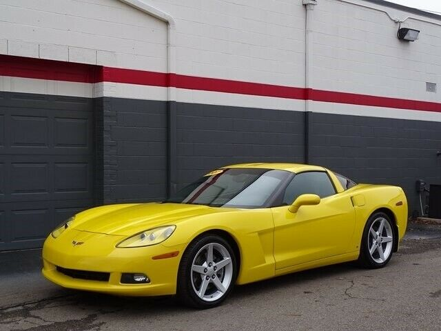 Image 1 Voiture American used Chevrolet Corvette 2007