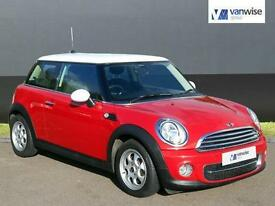 2013 MINI Hatch COOPER D Diesel red Manual