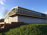 Good Condition Industrial Unit To Let 1326 sqft Derwenthaugh Marina