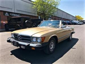 1984 Mercedes-Benz 380 Series 380SL, CONVERTIBLE, WITH HARD TOP