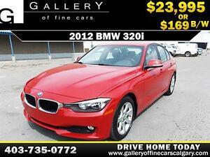2012 BMW 320i $169 bi-weekly APPLY NOW DRIVE NOW