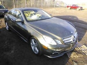 2011 Mercedes-Benz E-Class Coupe (2 door)