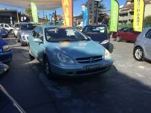 2004 Citroen C5 HDi Limited Sky Blue 4 Speed Automatic Hatchback Haberfield Ashfield Area Preview