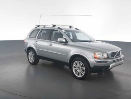 2009 Volvo XC90 MY09 3.2 Silver 6 Speed Automatic Geartronic Wagon Virginia Brisbane North East Preview